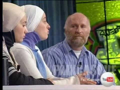 Deux filles musulmanes pratiquantes et leur père Juif 1/4 - YouTube