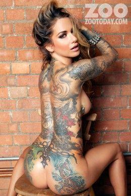 tatto girl