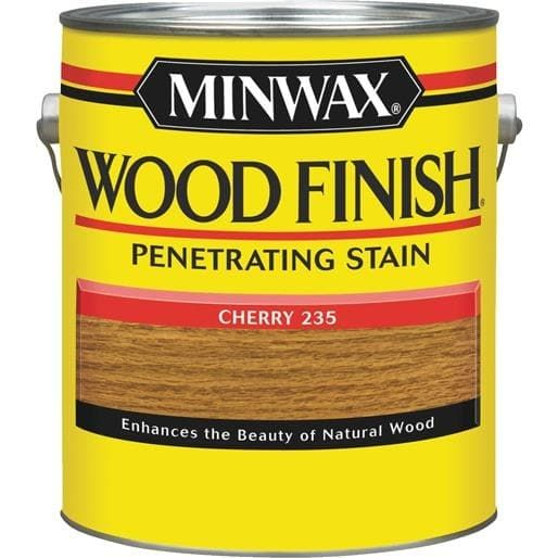Minwax Cherry (Red) Wood Stain 71009 Unit: GAL