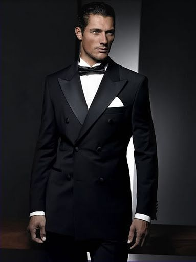 David Gandy for CSS Sarar FW 07-08