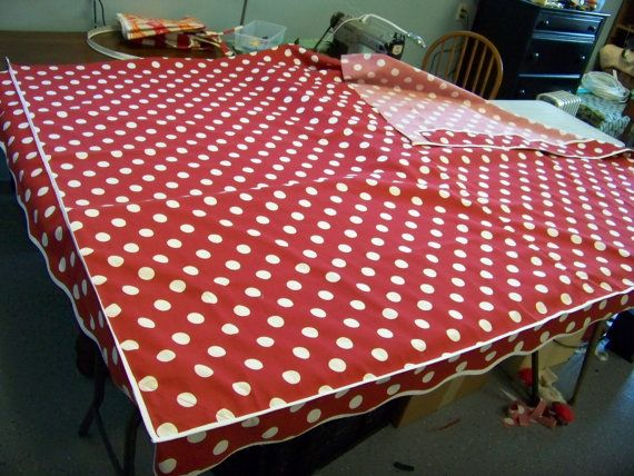 VINTAGE Camper Awning 7X7 Sew Country by SewCountryAwnings