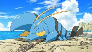 Clauncher (Pokémon) - Desciclopédia, a enciclopédia Pokémon conduzido pela comunidade