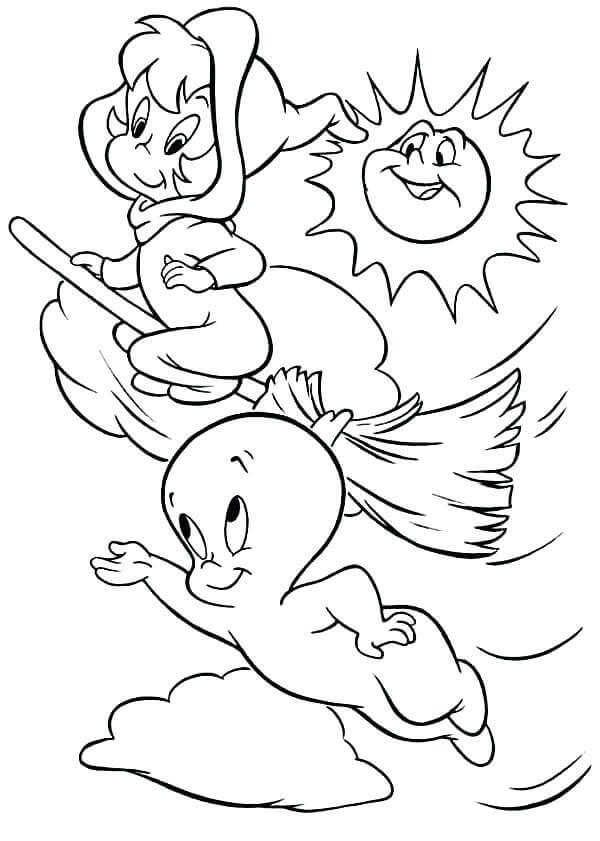 Printable Ghost Coloring Pages For Kids Free Coloring Sheets Witch Coloring Pages Halloween Coloring Sheets Halloween Coloring