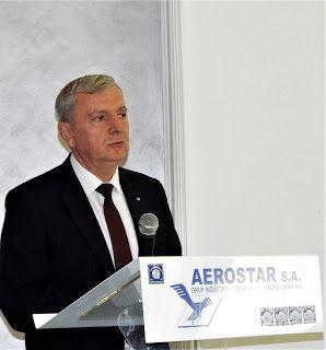 Bacăul economic: La 65 de ani, Aerostar a ajuns în elita industriei...