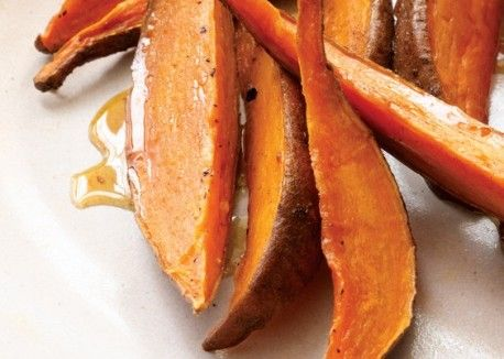 Apple Cider Glazed Sweet Potatoes Recipes — Dishmaps
