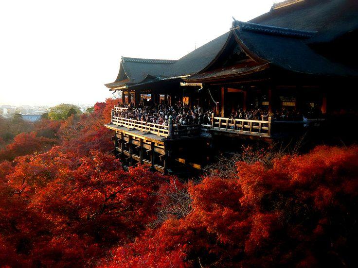 Kiyomizu temple 3 by mimiko206.deviantart.com on @deviantART