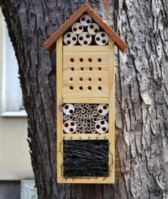 Domek dla owadów - duży