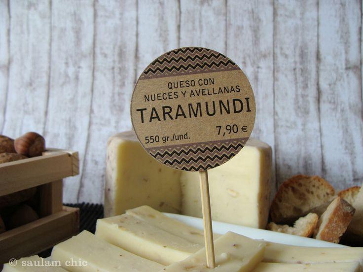 El arte de presentar un queso