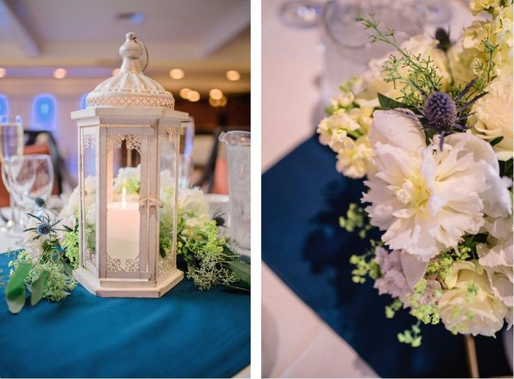 Photography: HK Photography  #海外ウェディング #アメリカ #結婚式 #ウェディングドレス #テーブル装花 #ランターン