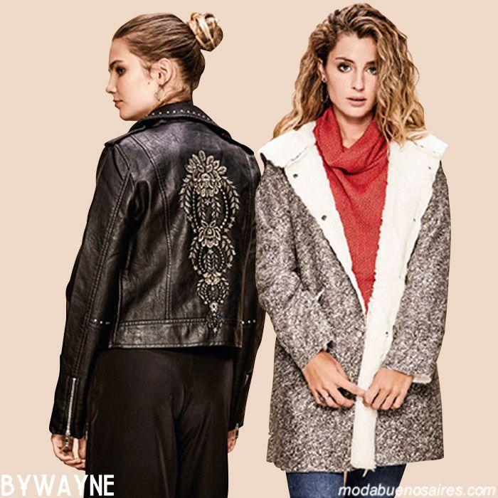 Tendencia: Un toque de cuero en tus abrigos | 101 vestidos