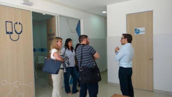 Escobar asesora a Pilar y San Fernando en la implementación del modelo UDP