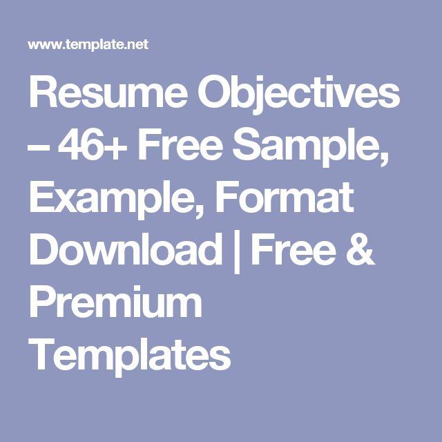 Good resume objectives for bank teller