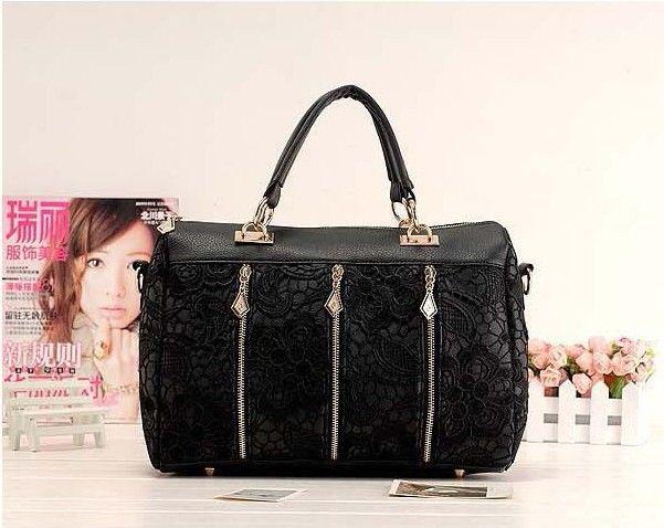 Handbag - B225ILF (Black)  Rp 182.000,-