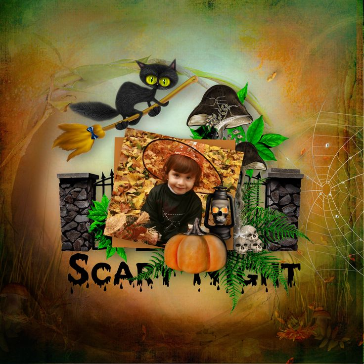 """""""Scary Night"""" by LouiseL, https://digital-crea.fr/shop/index.php?main_page=index&manufacturers_id=208, https://www.e-scapeandscrap.net/boutique/index.php?main_page=index&cPath=113_244, http://scrapfromfrance.fr/shop/index.php?main_page=index&manufacturers_id=113, http://thedigitalscrapbookshop.com/store/index.php?main_page=index&manufacturers_id=20, photo Adina Voicu, Pixabay"""