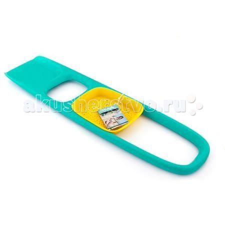 Quut Лопатка Scoppi  — 1615р. ----------------------------------  Quut Лопатка Scoppi притягивает взгляд своим интересным фирменным дизайном. Дети в восторге от лопаты Scoppi, поскольку они могут использовать обе руки и ноги, чтобы с лёгкостью перерыть хоть весь пляж.  Особенности: У Scoppi есть съёмное сито для песка, которое удвоит удовольствие при постройке фортов, рвов и замков.  Будьте осторожны. Дети с её помощью смогут мигом закопать даже Вас, если захотят!  Размеры: 65.5 х 16.5 х 2.7…