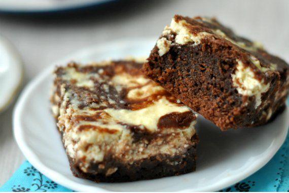 Túró rudi brownie  csakapuffin.cafeblog.hu