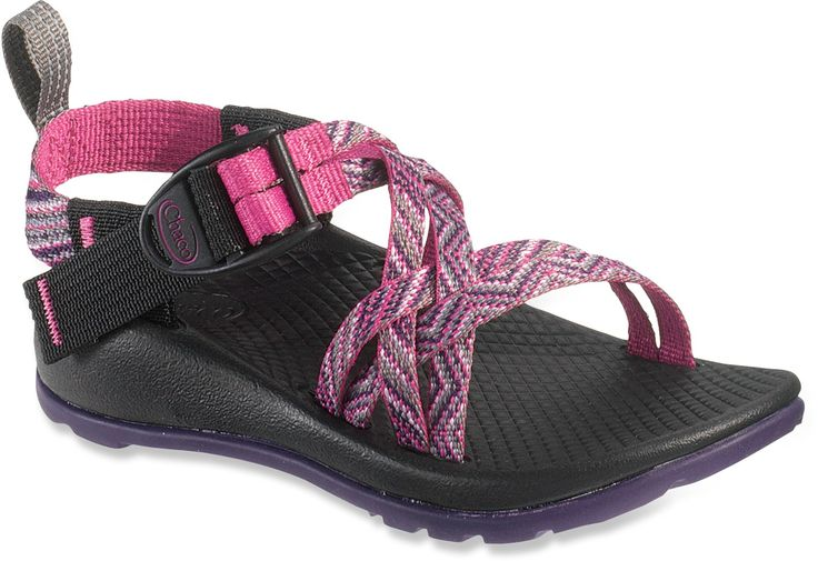 Chaco Female Zx/1 Ecotread Sandals - Girls'