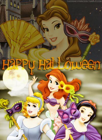 happy halloween disney gif