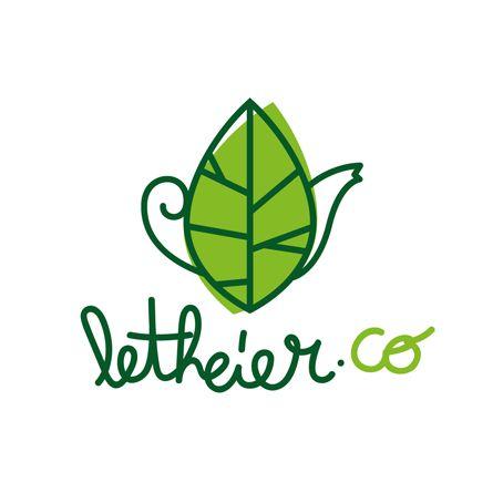 Concours création de logo Letheier.co / Salon de thé commerce équitable