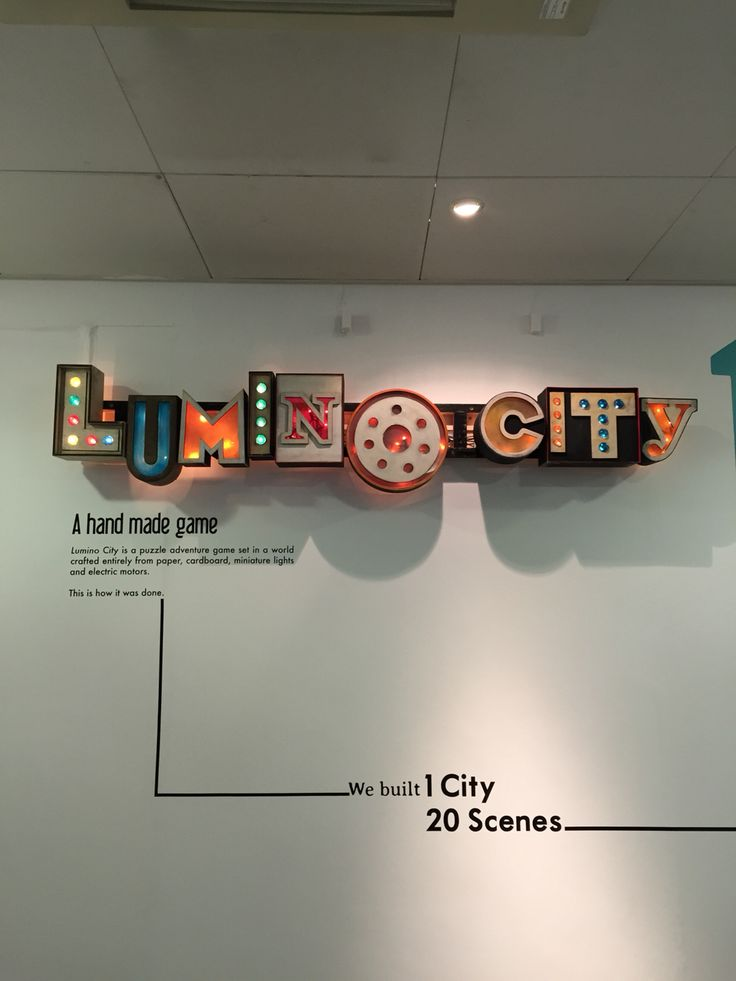 logo for Luminocity presented at Gamecity.org on 25th Oct 2014