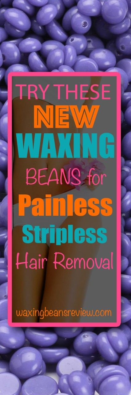 Hard Waxing Beans reviews - this hot new hair removal trend is totally worth the hype!