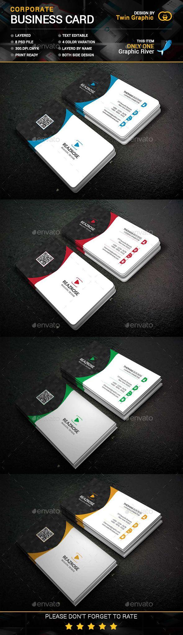 116 best Business card images on Pinterest | Visit cards, Print ...