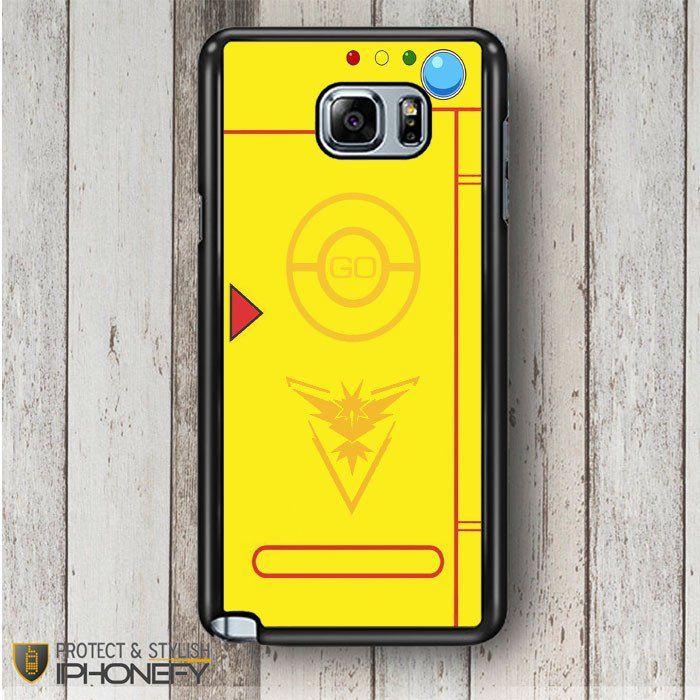Pokemon Go Instinct Team Pokedex Samsung Galaxy Note 4|5 Case|iPhonefy