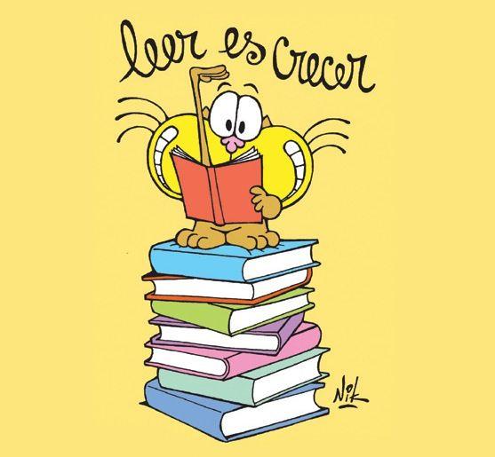 Leer es crecer ❀