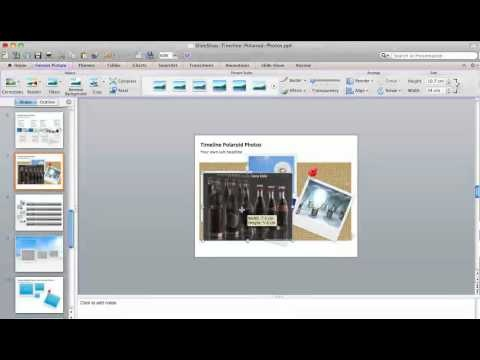 how to change opacity of video in power point