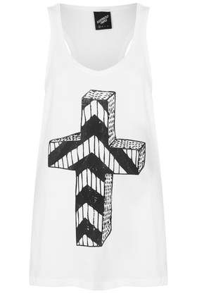 **Cross Racerback Vest by Illustrated People