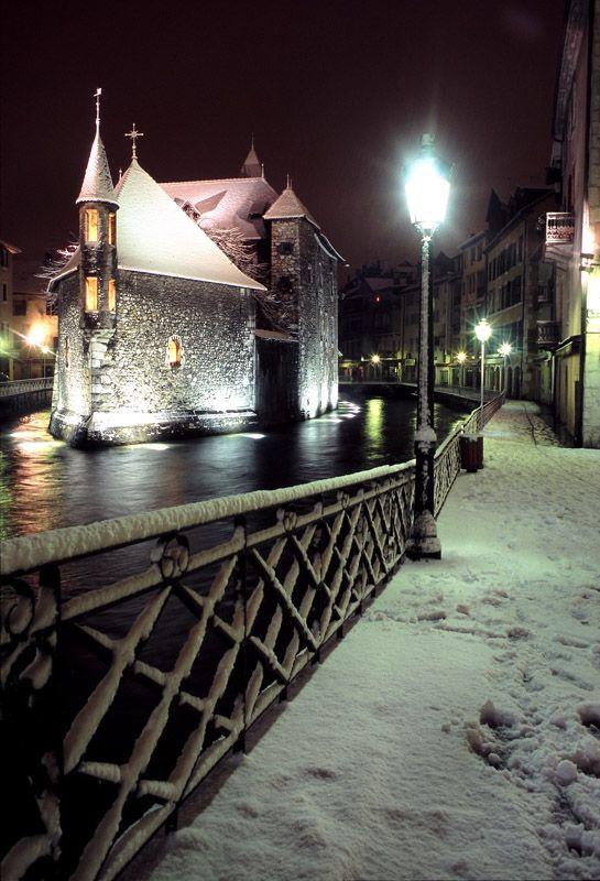 Old Jail - Annecy, Rhone Alpes, southeastern France