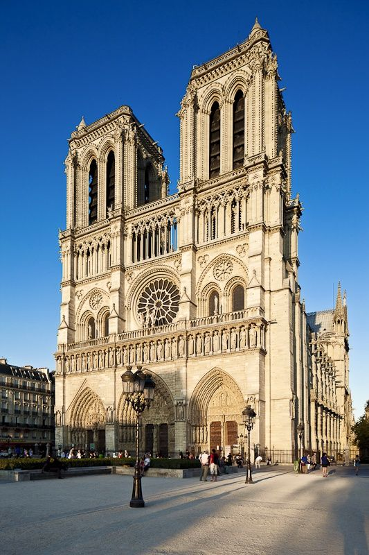Notre Dame, Paris France! 10 Tourist Attractions not to miss in Europe - An Unexpected Journey