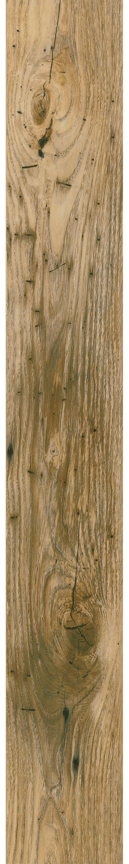 "Armstrong Reclaimed American Chestnut Aged Chestnut L6604, 12mm Laminate Wood Look, Low Gloss, 6.49""x47.83"", Install Method:  Lock & Fold"