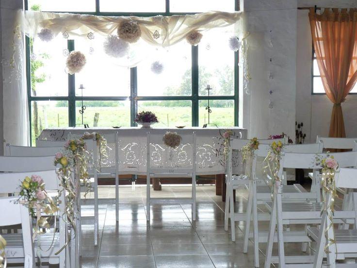 Renovacion de votos matrimoniales, glamoroso y romantico escenario...