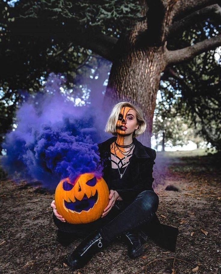 Pumpkin vibes ☠️