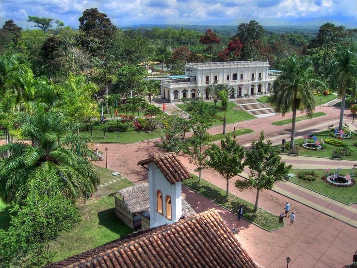 Parque Del Café #colombia