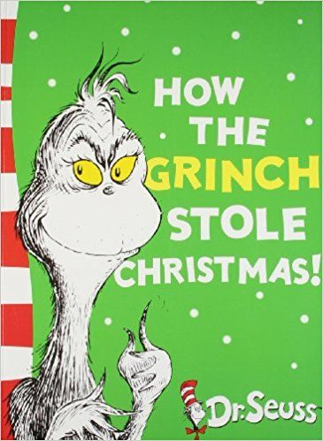 How the Grinch Stole Christmas!: Yellow Back Book (Dr. Seuss - Yellow Back Book): Amazon.co.uk: Dr. Seuss: 0000007503016: Books