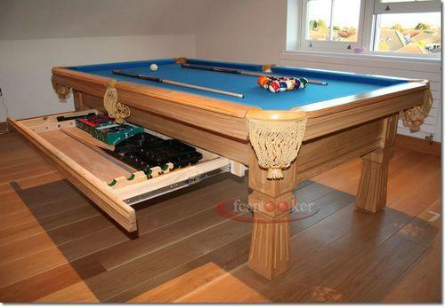 7 Foot Pool Table Dimensions