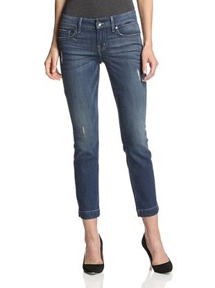 47% OFF Level 99 Women's Lily Cropped Skinny Jean (Julia)
