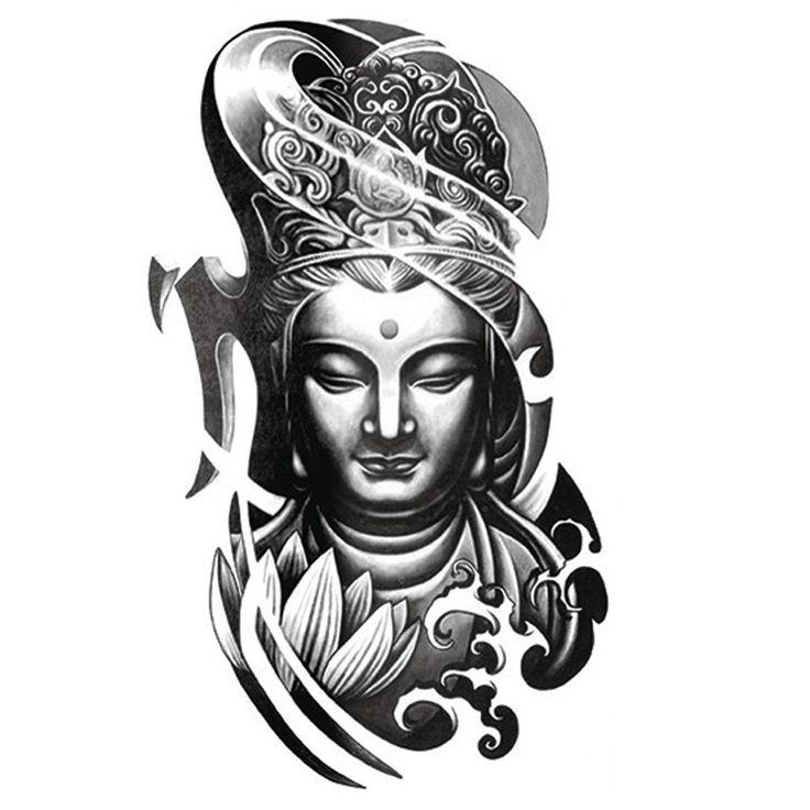 japanese tattoos buddha and wave - Google-Suche