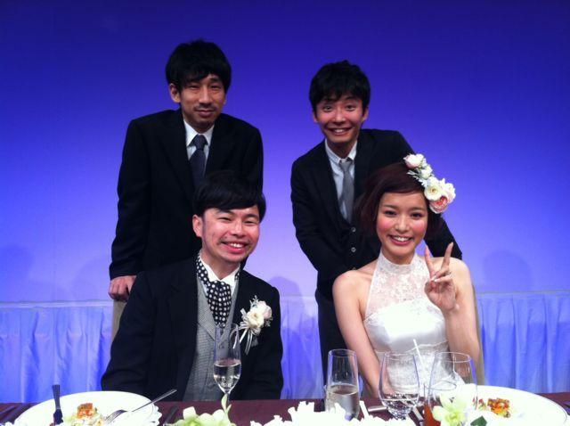 浜野謙太さん、アガサさん、ご結婚おめでとうございます泣!末永くお幸せに~! |カクバリズムの投稿画像