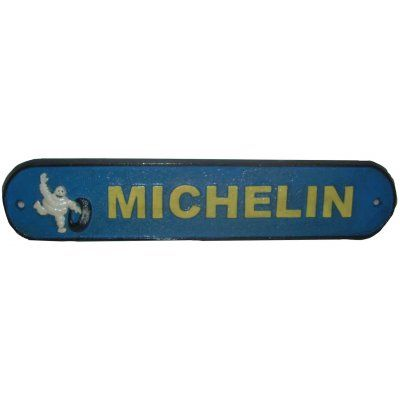 Michelin Man Sign 30cm  Car related sings are a great gift for any car enthusiast