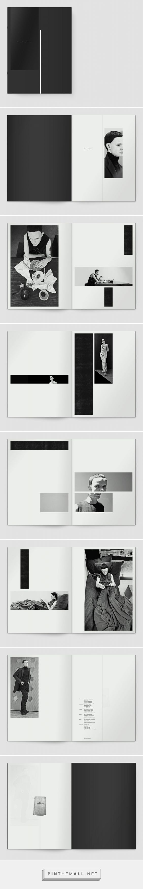Notter + Vigne, S/S12 Naska men, Lookbook Rick Owens, 2011.: