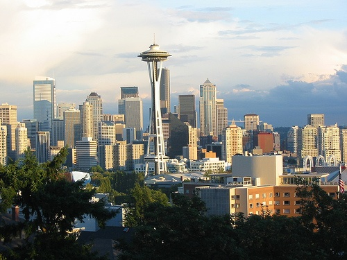 Seattle....home :-)