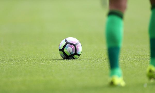 The Nike Premier League Ball during the Premier League match between West Bromwich Albion and Everton at The Hawthorns on August 20, 2016 in West Bromwich, England.