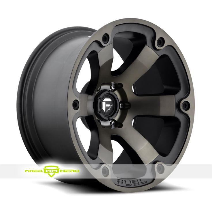 Fuel Beast D564 Machined Tinted Wheels For Sale & Fuel Beast D564 Rims And Tires
