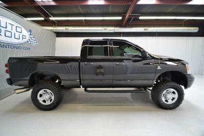 2008 Dodge Ram 2500 Diesel Quad Cab SLT 4WD Lifted Truck $29,980