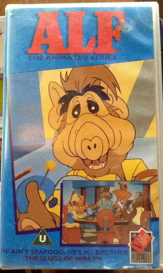 saturday mornings forever  alf  the animated series