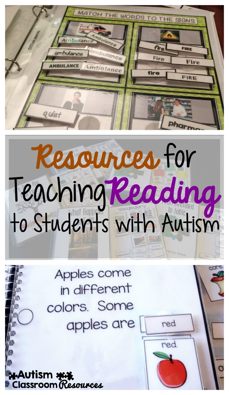 teaching students with autism When teaching students with autism spectrum disorder (asd), a number of different approaches can be employed that have been proven to yield positive results, and while it must always be remembered that every student and his or her needs are unique, there's no need to reinvent the wheel every time you work with a different child.