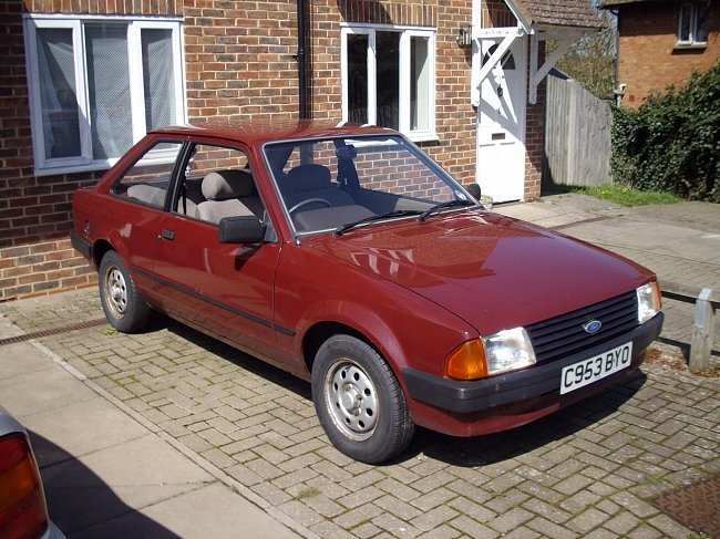 22 best ford orion images on pinterest cars ford orion and ford escort mark 3 mine was bright red my car fandeluxe Gallery